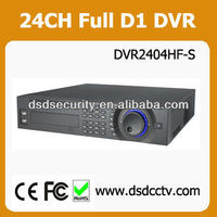 24 Channel 2U Dahua 1080p Full D1 Standalone DVR