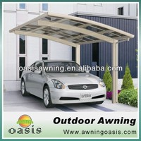 car parking metal carport canopy
