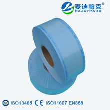 Disposable Medical Paper Plastic Sterilization Roll Pouches
