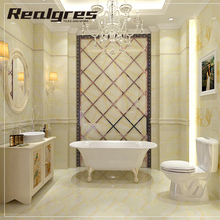 made in china decorative ceramic wall tile 300x600 glossy