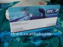 Prepaid top-up phone card