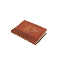 hard cover holy bible hymn lyric books printing with high quality in China