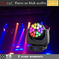 new products 2017 China 18*15w 4in1 Zoom Led Moving Head Light