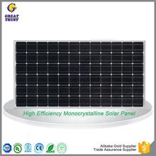 Brand new 400 watt solar panel rolling solar panel 250w solar modules pv panel