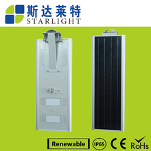 on sale factory supply outdoor led lights high power corrosion-proof 30w led solar street light with CE&ROHS
