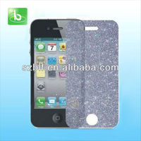 Hot Diamond Screen Guard Manufacturer for iphone 4s Screen Film