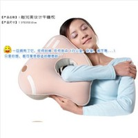 2015 new products hot selling foam office nap pillow cheap wholesale pillows Travel Neck Pillow sofa throw pillow back cushion