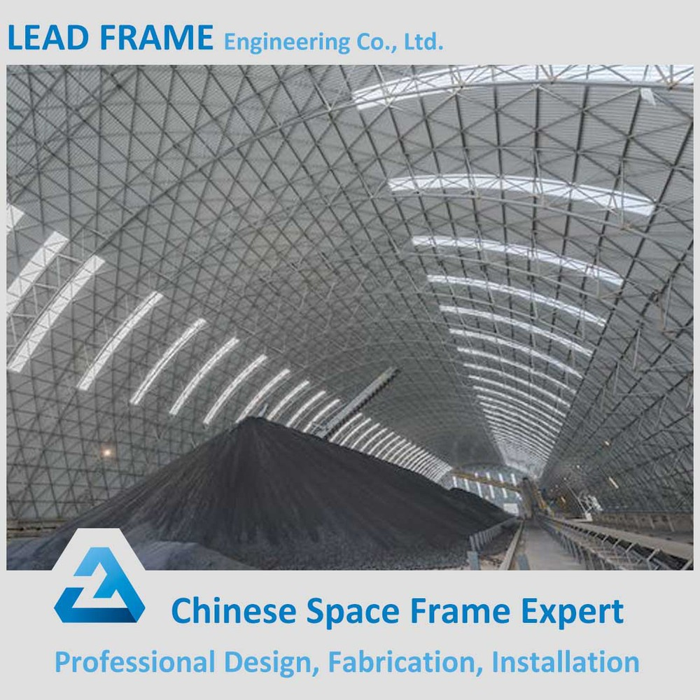 China Supplier Lightweight Steel Roof Frame Made in China