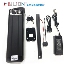 Rechargeable Lithium Battery Pack For Electric Bike 36V 10Ah From China Factory