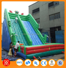 Commerical toys for adults and kids titanic inflatable slide