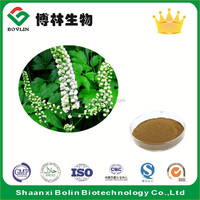Factory Price Bulk Black Cohosh Extract Triterpenoid Saponins 2.5% 5% 8%