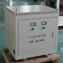step down transformer 380v to 220v 3 phase 20KW