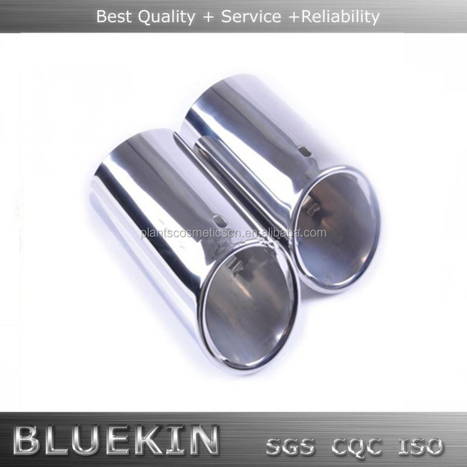 China direct factory supply stainless steel muffler tips car exhaust