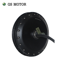 High efficient QS MOTOR 4000W 273 40H V3 100kph with 152mm dropouts brushless DC electric bike wheel spoke hub motor