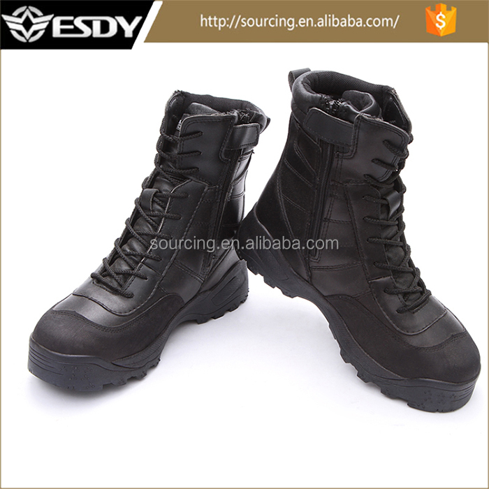 Quality Cheap Price Combat Army Hiking Shoes For Man