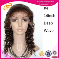 Wholesale Brazilian Human Hair Wig, Full Lace Wig, Human Hair Full Lace Wig With Baby Hair
