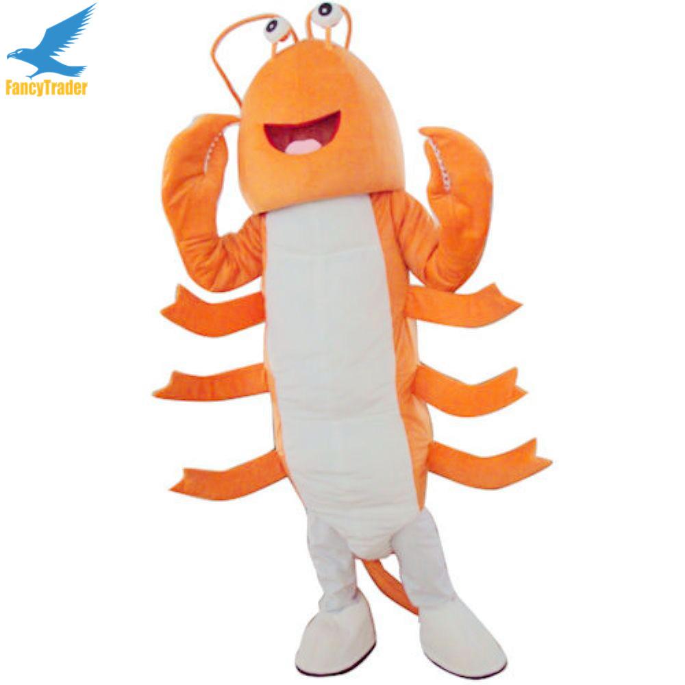 костюм креветки своими руками