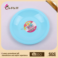 Plastic Round Serving Dish/Tray