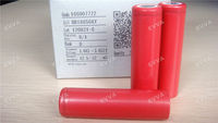 Lithium ion 18650 battery cell Sanyo UR18650A 2250mAh