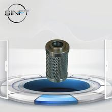 SINFT filter 1152 High filtration efficiency lime packing machine price