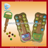 Press Candy with car key toy candy toy