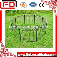 High quality Galvanized The Chianlink Dog cage factory in China