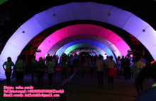 New design inflatable arch with led light C-141