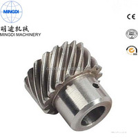 large diameter CNC alloy steel module 0.3 spur gear