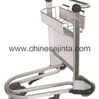 Industrial Metal Hand Trolley HT1863