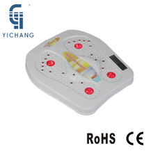 Thermal therapy vibration electric reflexology vibrating foot massage plate