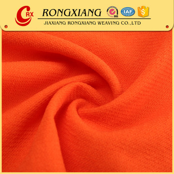 R13008-7 Dress double face 4 way stretch polyester waterproof fabric