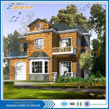 Best selling Easy build low cost house construction material
