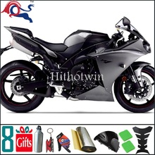 98-99 YZFR1 YZF-R1 1998-1999 matte black ABS Fairing Fit For yamaha Motorcycle Body Kit
