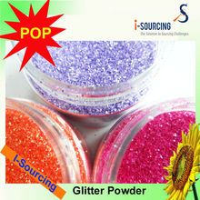 New Glitter Powder Nail Acrylic sequins flakes glitter powder