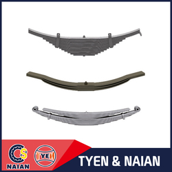 Naian Auto manufacture replacement Leaf Springs for Trucks, Cars, Vans, SUVs