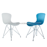 Modern Plastic leisure chair PP Colorful slide chair PC803-S