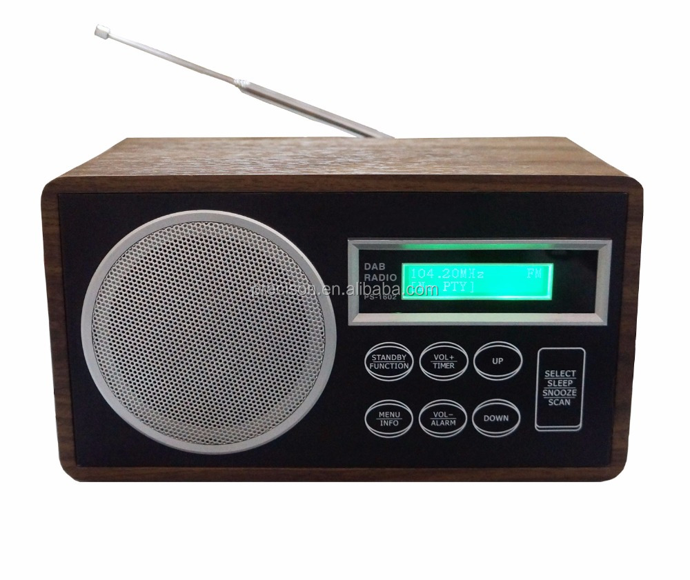 New arraival vintage dab radio