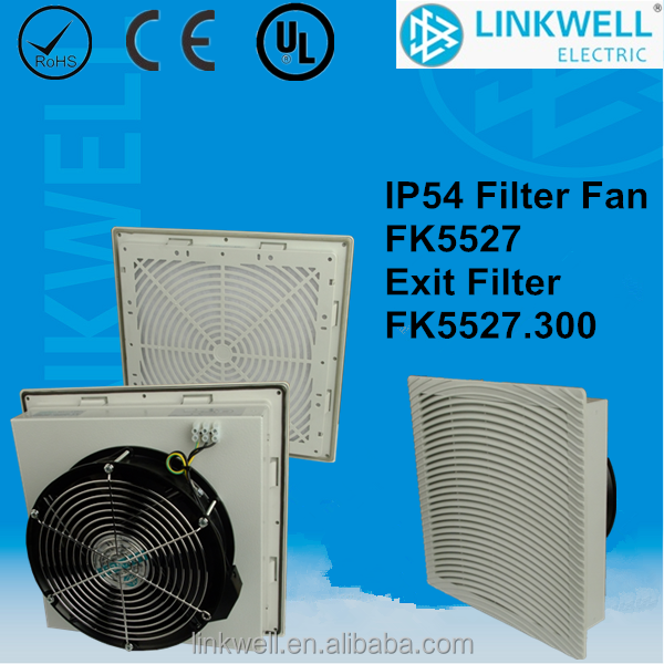 China new arrival high efficiency low energy consumption abs axial fan motor filter material