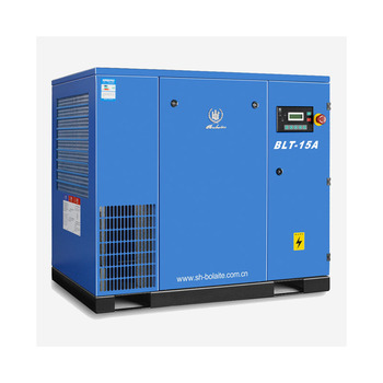 industrial bolaite screw air compressor for sale