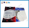 Moisture proof laminated plastic mylar electronic mobile phone accessories packaging bag
