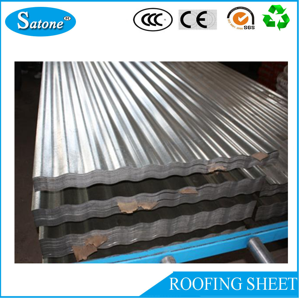 Best price waterproof galvanized metal roof tiles cheap building material