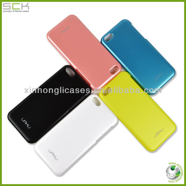 Hot sale pure color pc case for Apple iphone 5c