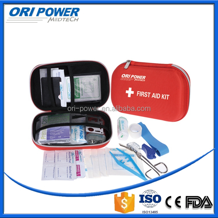 OP CE FDA ISO wholesale mini first aid kit