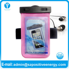 PVC waterproof bag for Sumsang S720C(GALAXY Proclaim)
