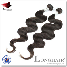 Cheap 100% Unprocessed 24 Inch Human Hair Weave Extension