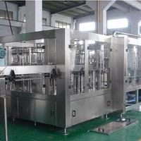 Washing Filling Capping 3 In 1