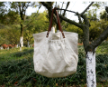 linen handbag shoulder bag manufacturer,linen tote bag for women,fashion linen should bag for women