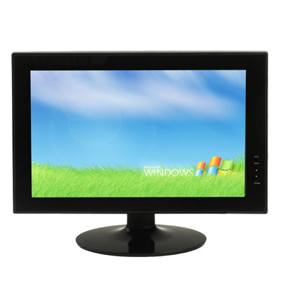 19 inch 16:9 LCD <strong>Monitor</strong>, Interface: VGA, Max Resolution: 1366 x 768