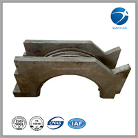 Professional OEM casting water pump cover