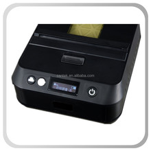 Hot sale 80mm PTP-III mobile receipt printer thermal bluetooth printer